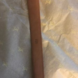 Louis Vuitton Accessories - LV Monogram Cherry Blossom Ceinture Belt